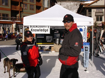 Copper Skier Safety week by Lynn Schlough